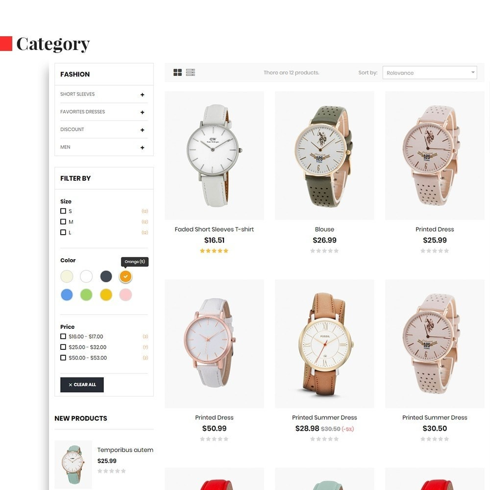 theme - Jewelry & Accessories - Overstock fashion watches - 5