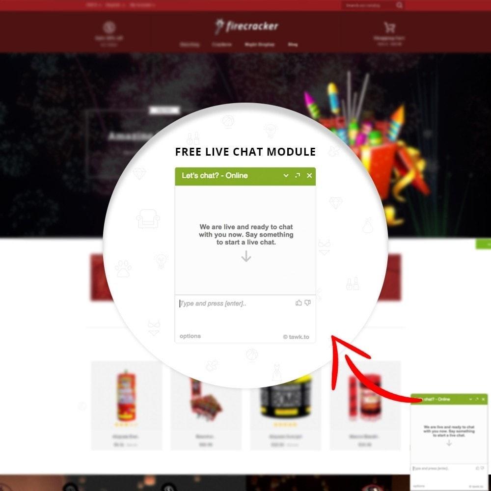 theme - Sports, Activities & Travel - Firecracker Store - 7
