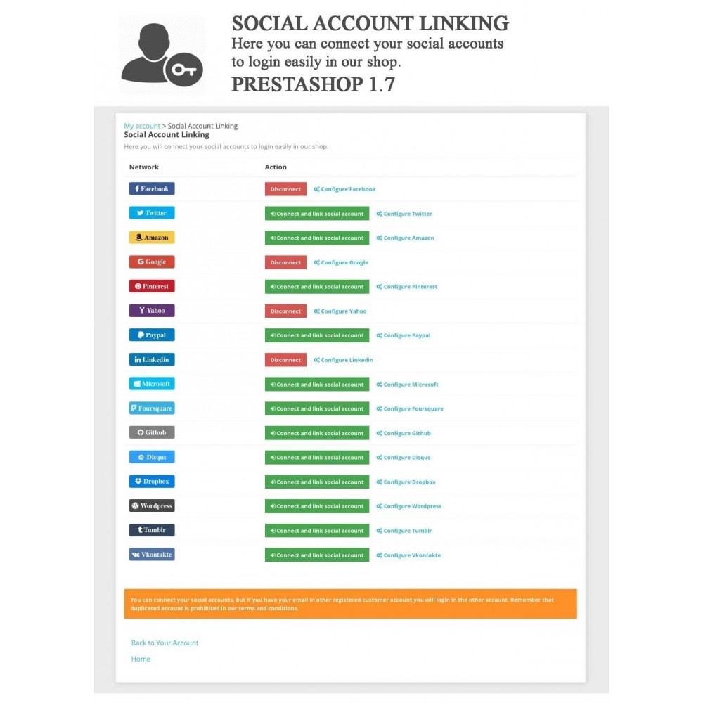bundle - Boutons Login & Connect - Blog PRO, Social Connexions, Product Avis - 11