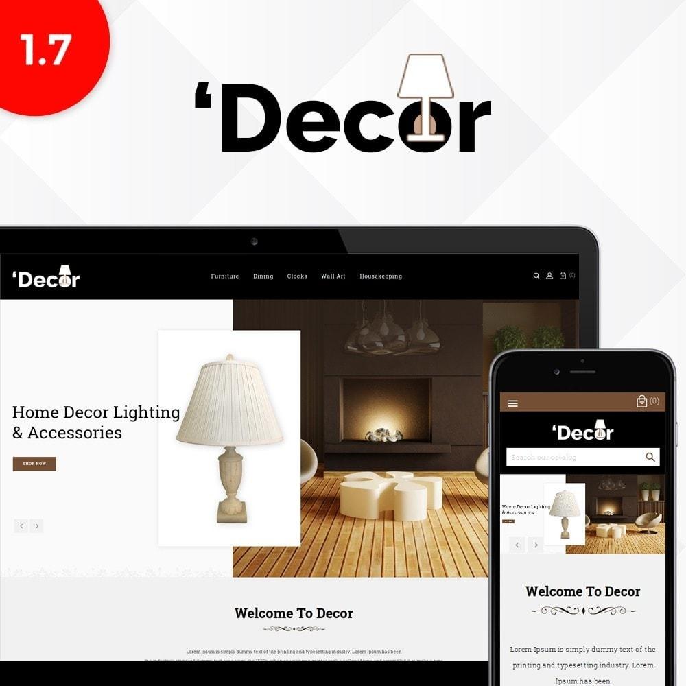 theme - Дом и сад - Decor Store - 1