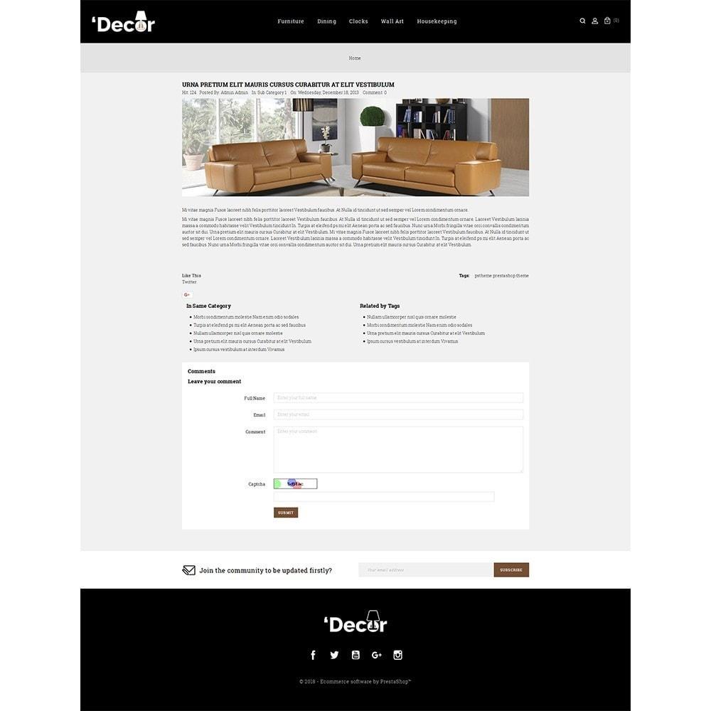 theme - Dom & Ogród - Decor Store - 6
