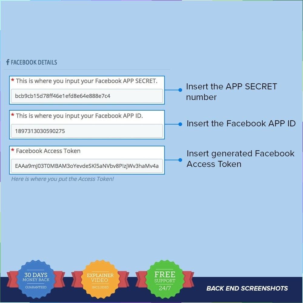 bundle - Товаров в социальных сетях - Social Marketing Pack - 1