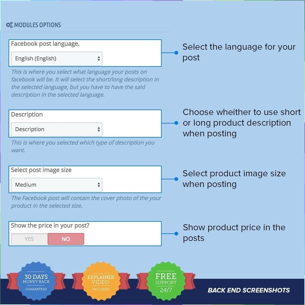 bundle - Товаров в социальных сетях - Social Marketing Pack - 2