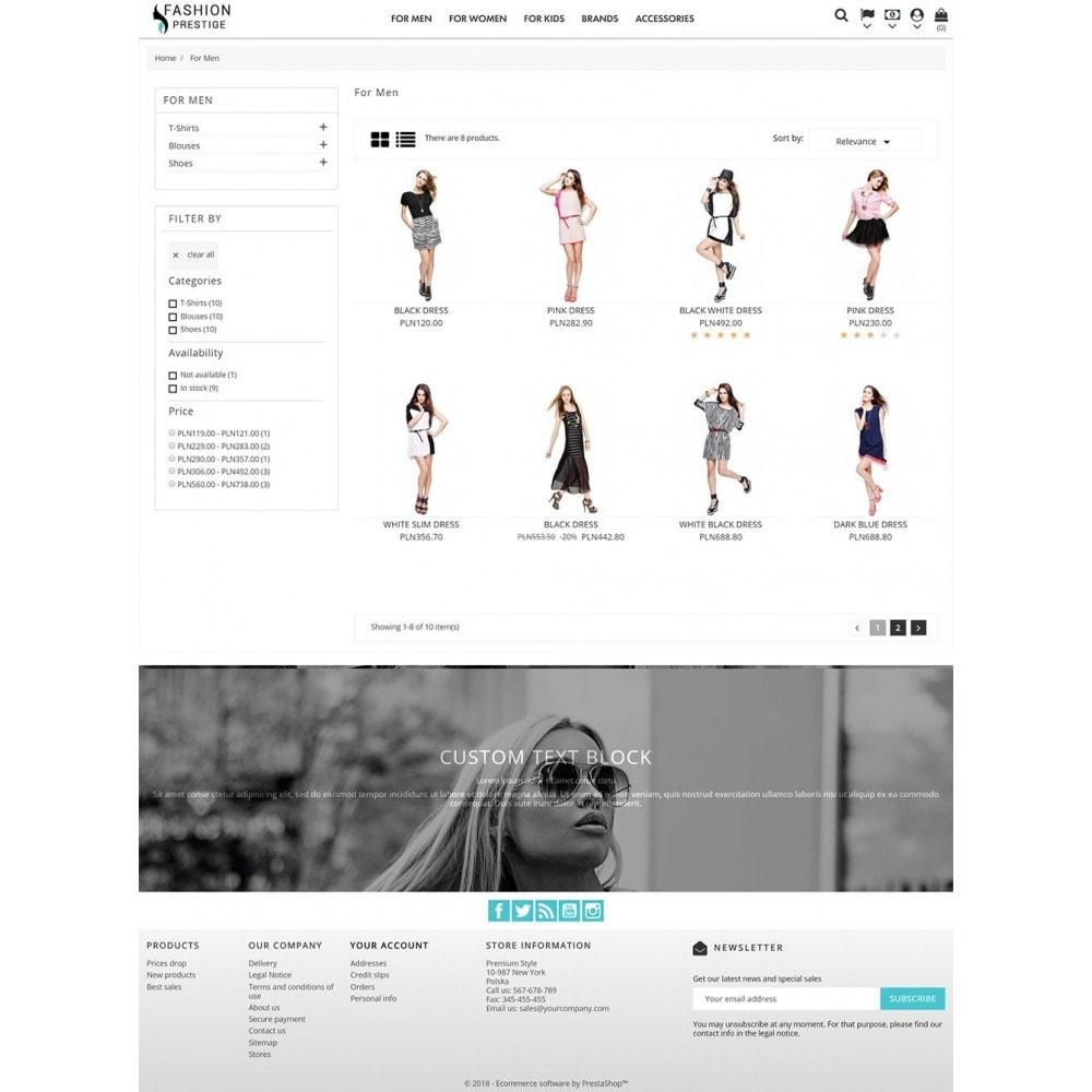 theme - Moda & Obuwie - Prestige Fashion - 5