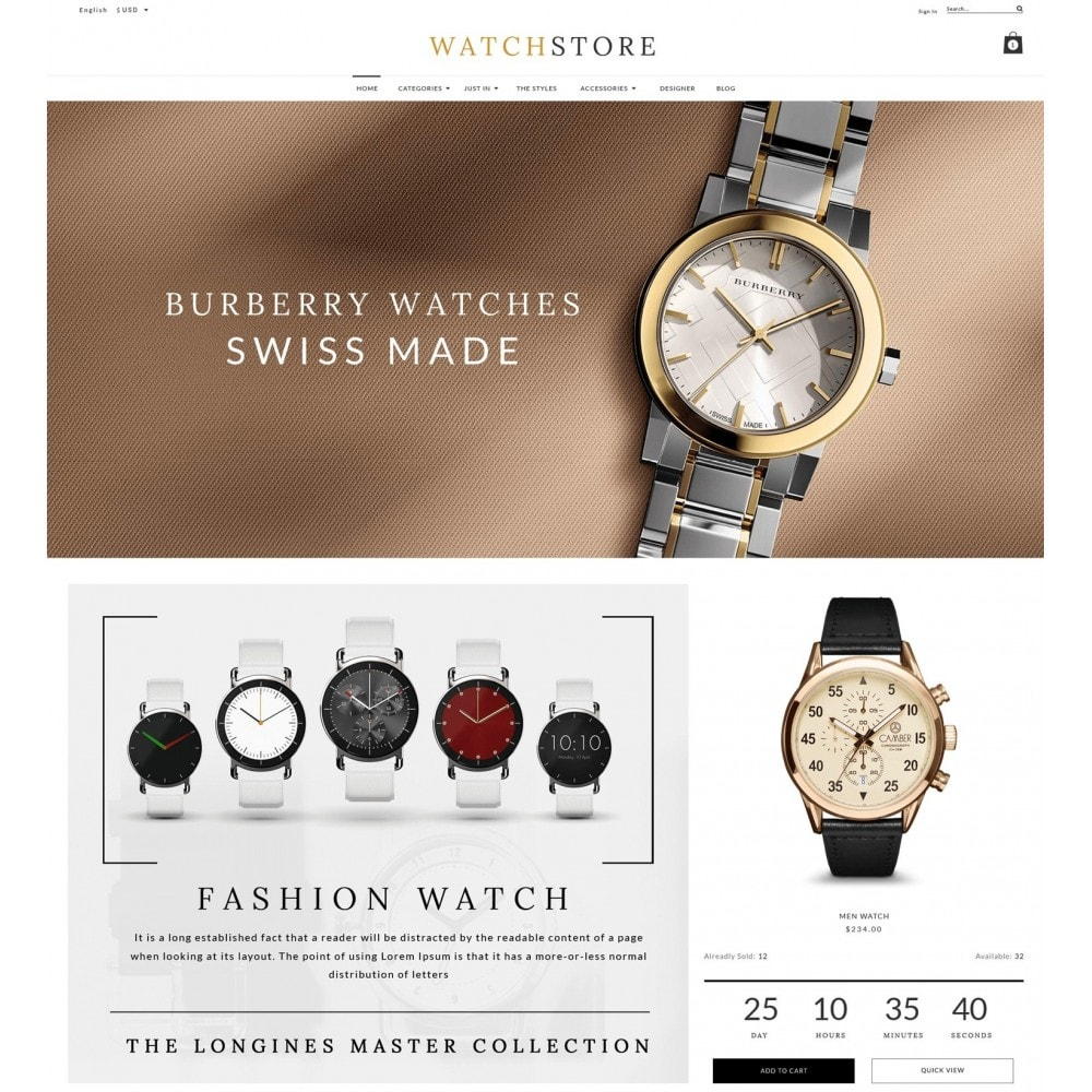 Watch And Accessories Store