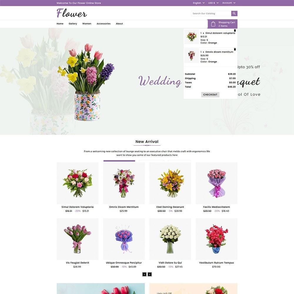 theme - Regalos, Flores y Celebraciones - Flower Store - 3
