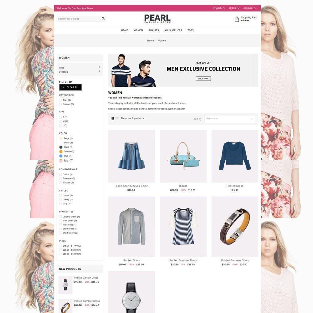 theme - Mode & Schoenen - Pearl Fashion - 4