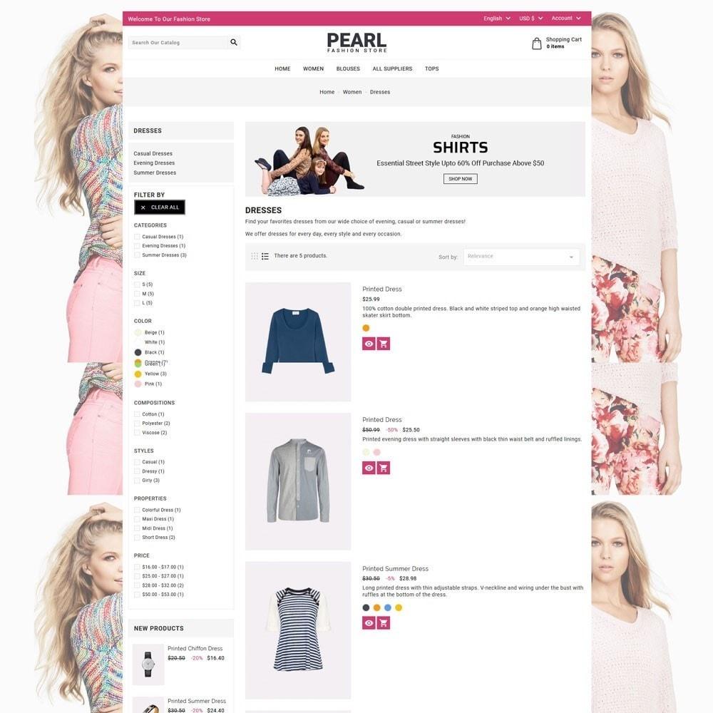 theme - Mode & Schoenen - Pearl Fashion - 5