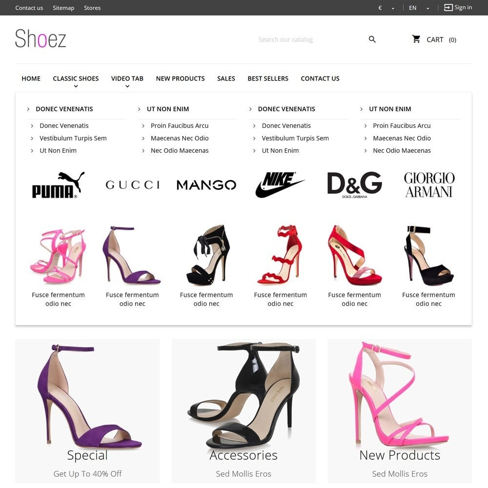 theme - Mode & Schoenen - Shoez - 6