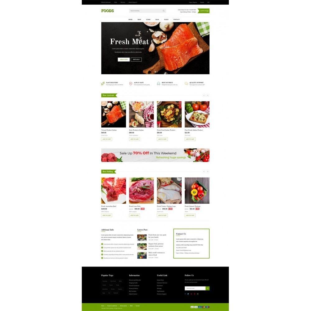 theme - Food & Restaurant - Food Shop II - 6