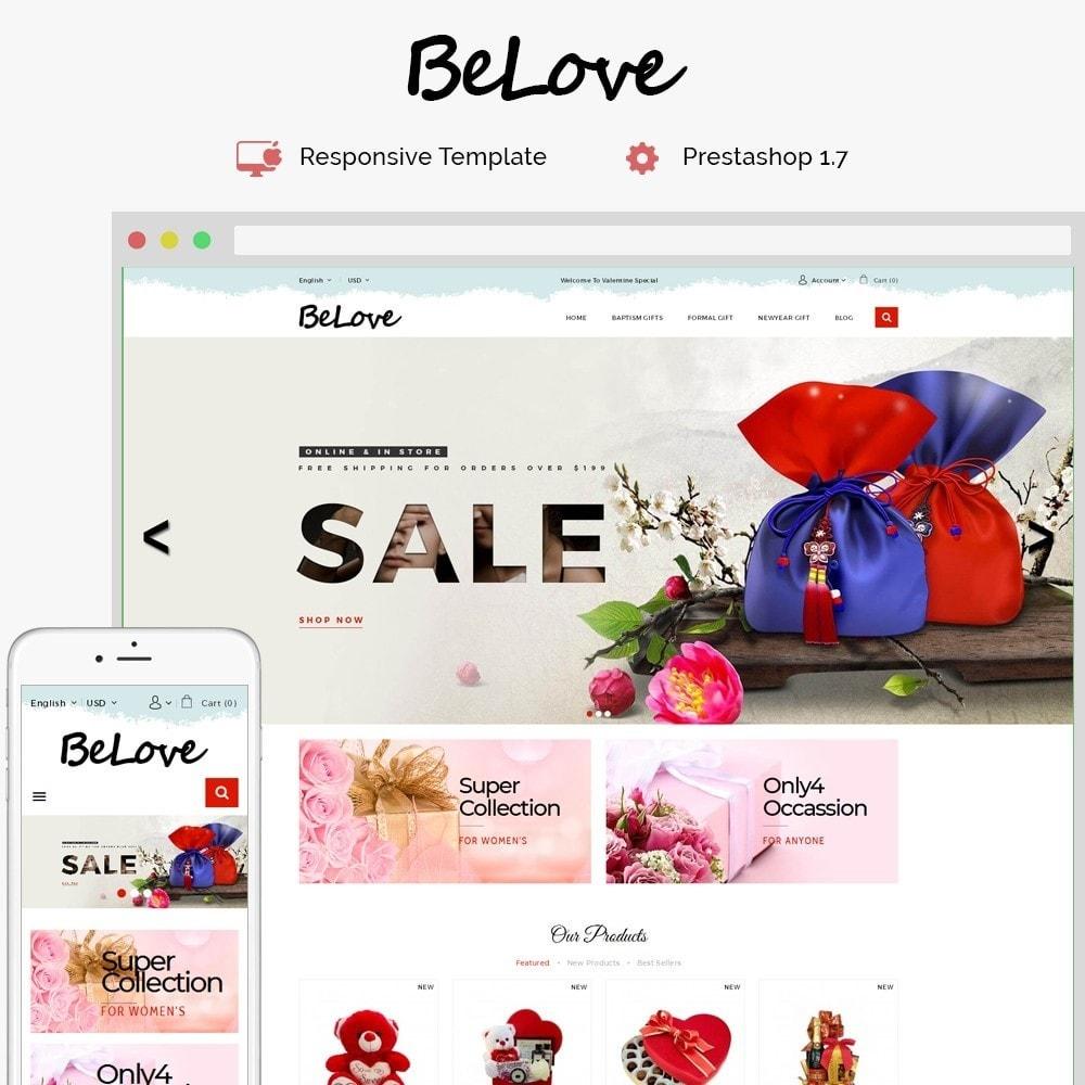 theme - Cadeaux, Fleurs et Fêtes - Belove Gift Store - 1