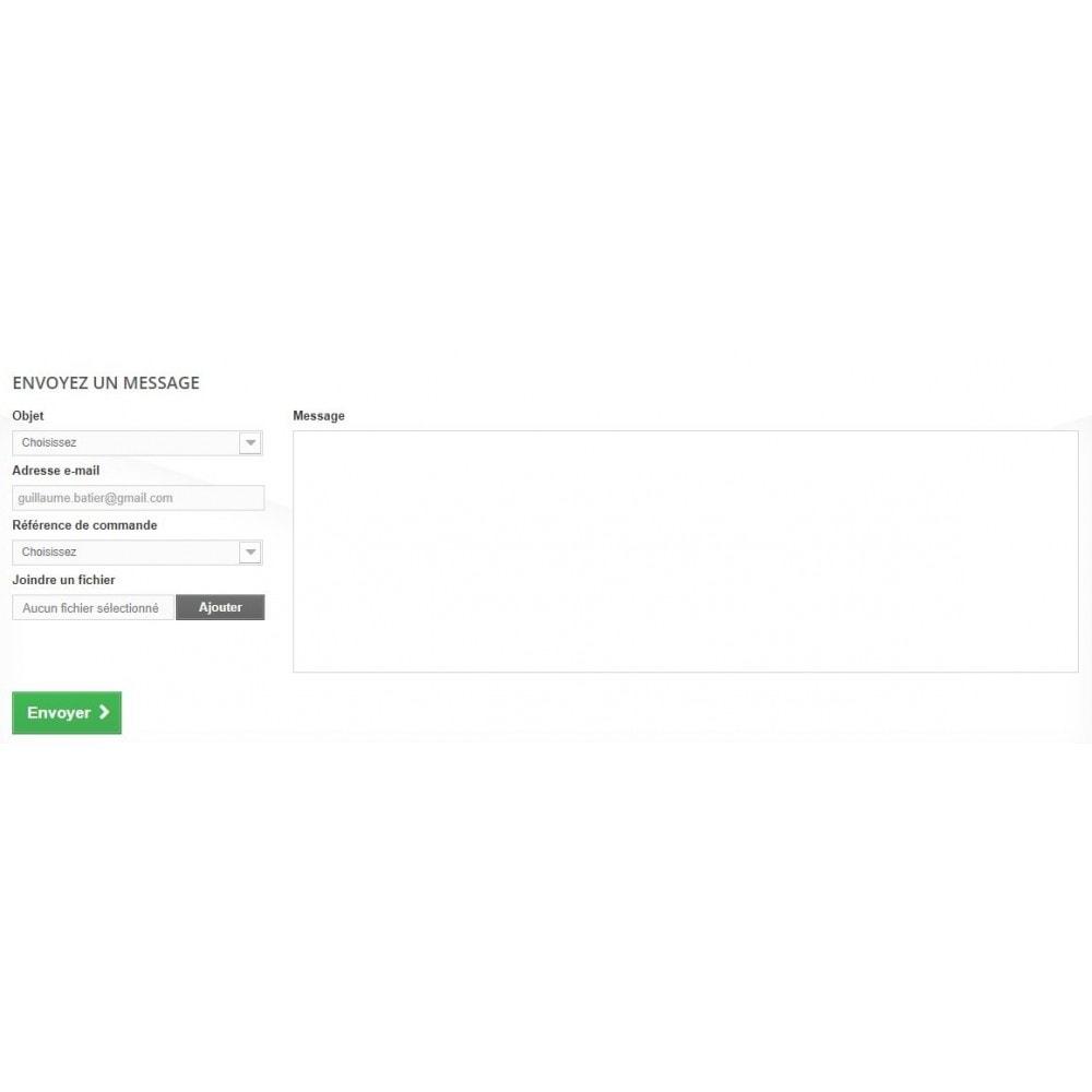 module - Sécurité & Accès - Anti spam - 4
