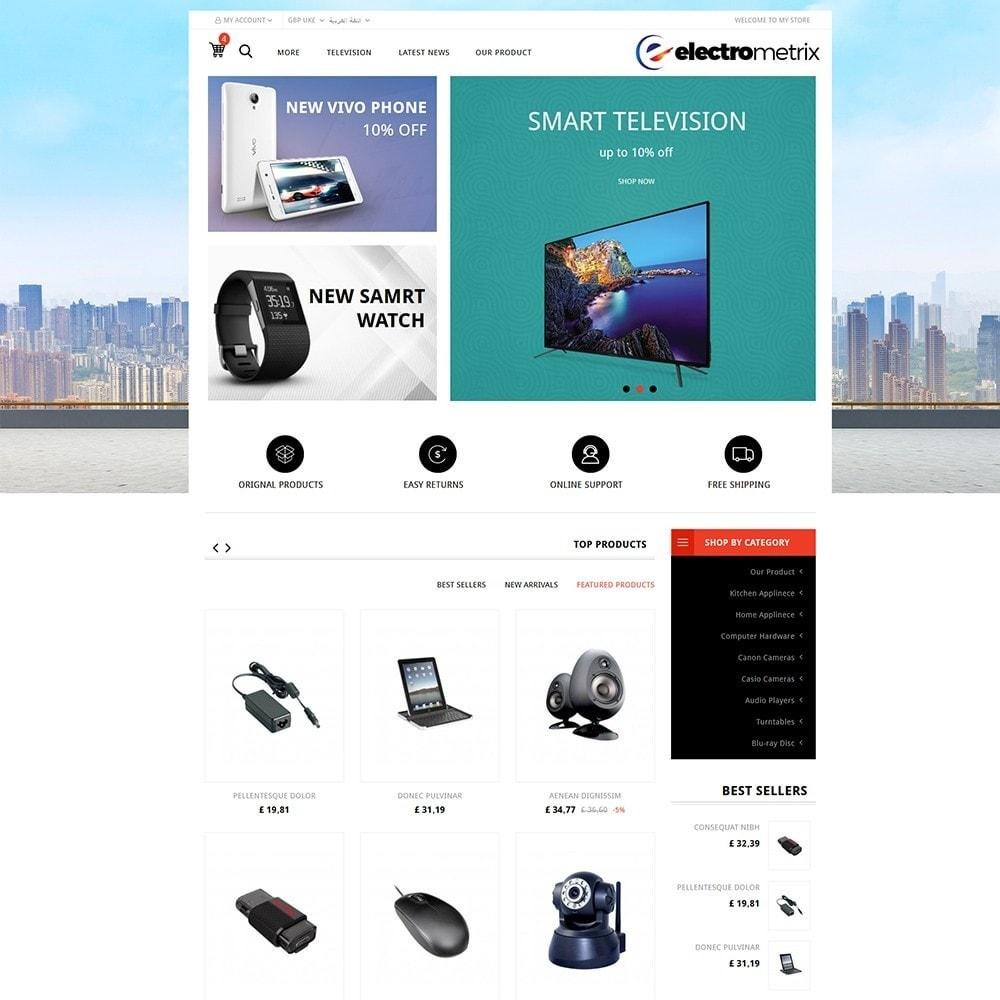 Electromatrix - The Electronics Shop