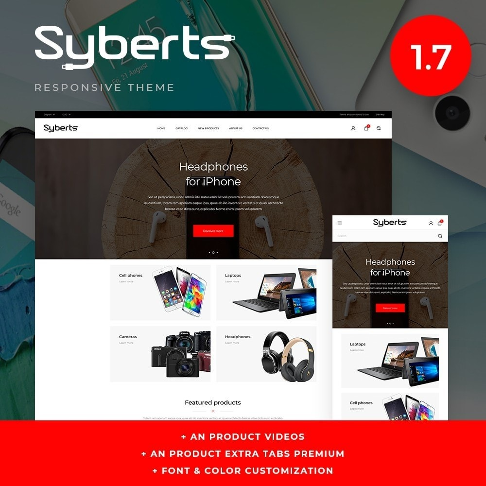 Syberts - High-tech Shop