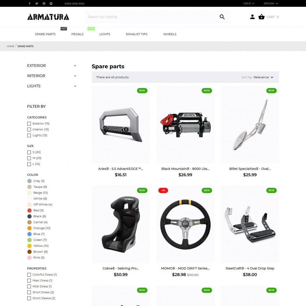 theme - Coches y Motos - Armatura - 5