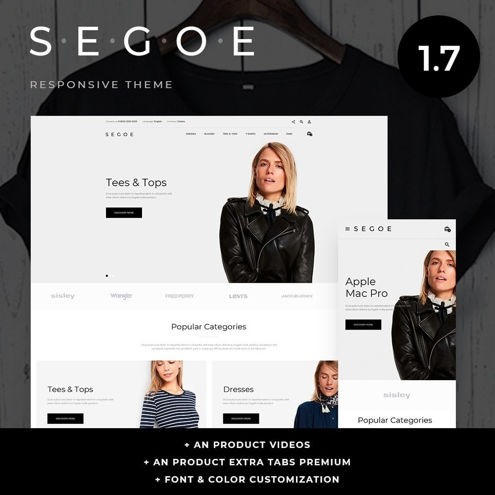 Segoe Fashion Store