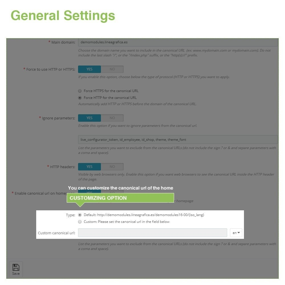 module - URL & Redirects - Canonical URLs to Avoid Duplicate Content - SEO - 8