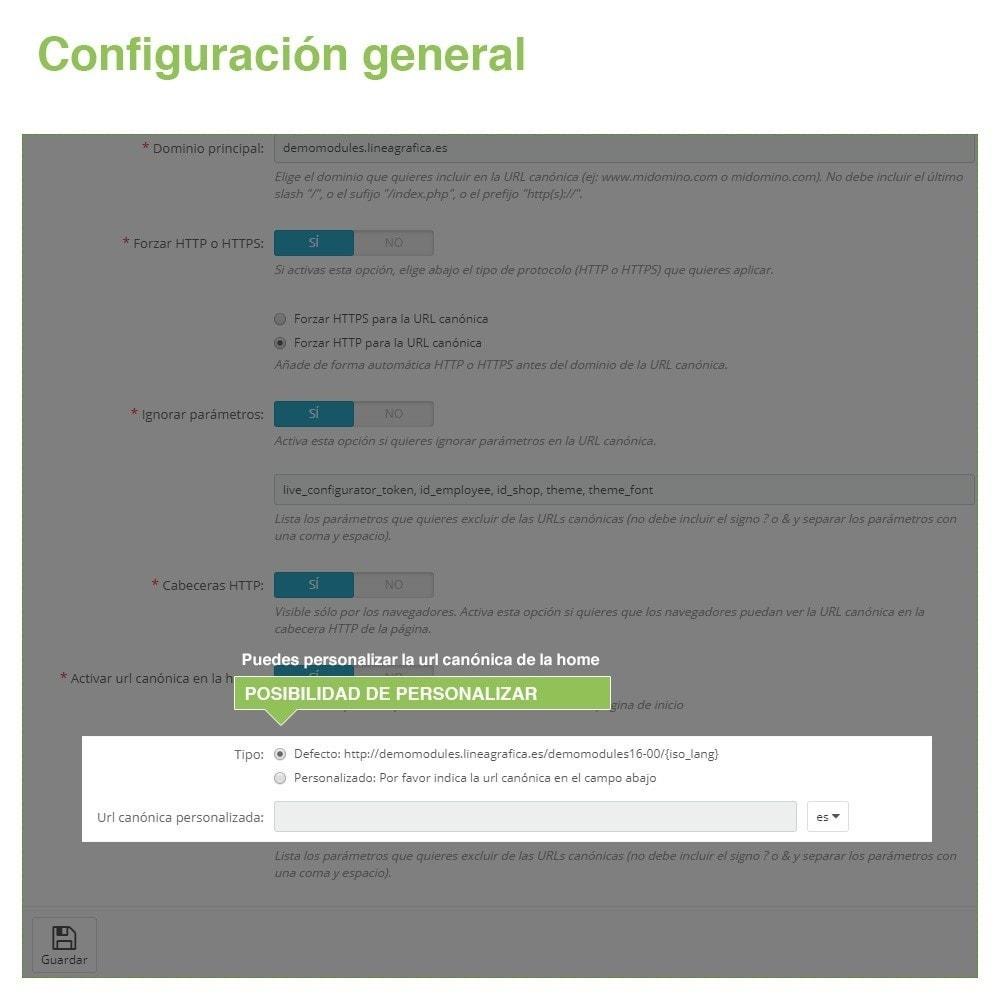 module - URL y Redirecciones - URLs Canónicas para Evitar Contenido Duplicado - SEO - 7