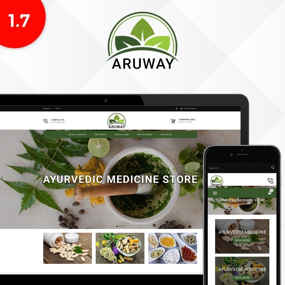 theme - Salud y Belleza - Aruway health store - 1