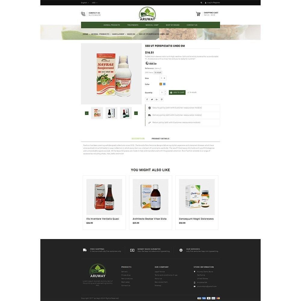 theme - Zdrowie & Uroda - Aruway health store - 5