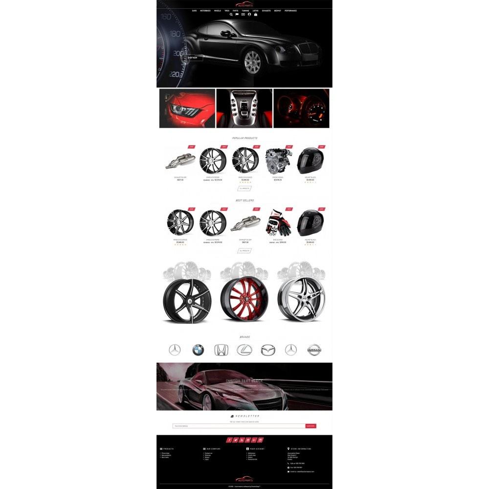 theme - Samochody - Auto Parts - 3