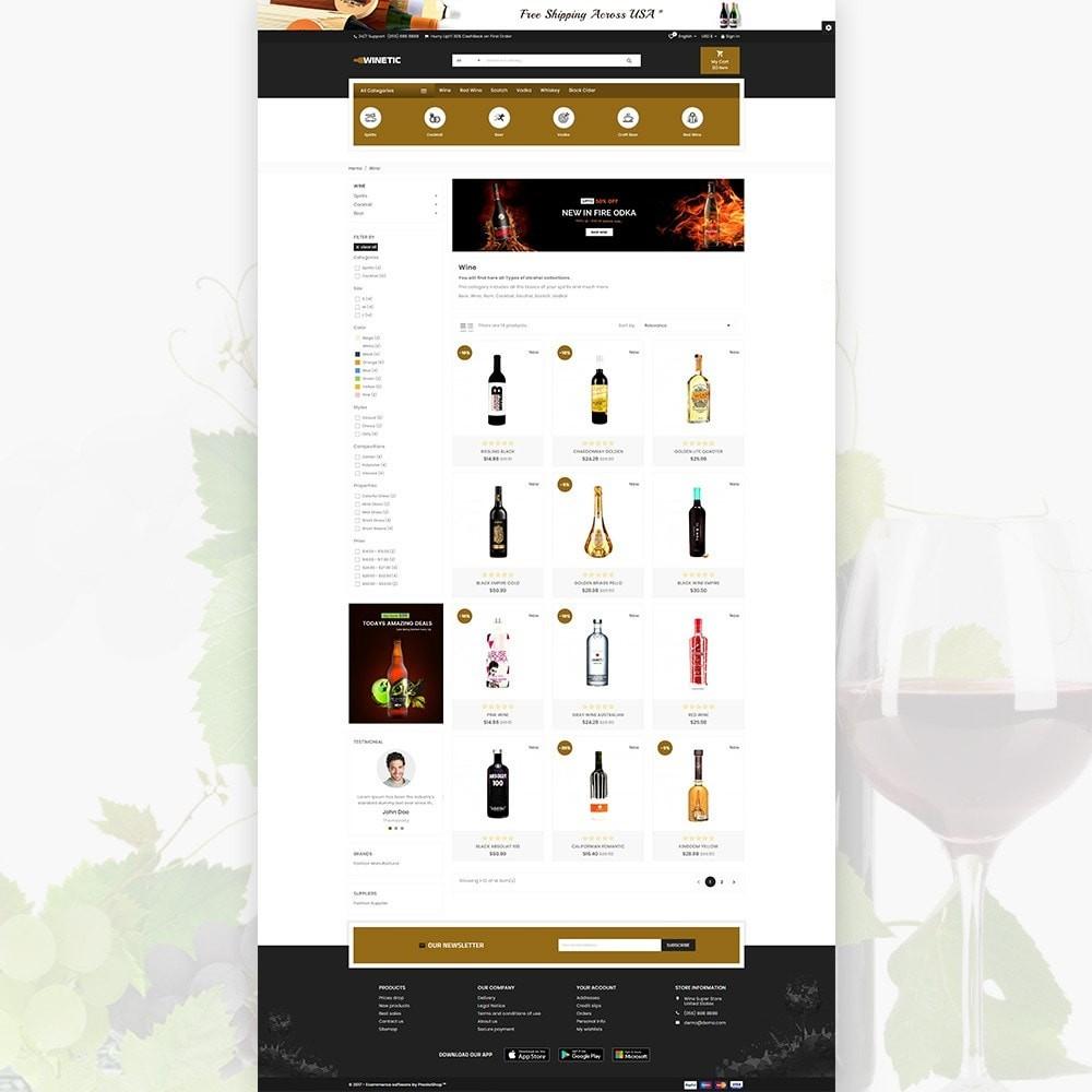theme - Drink & Tobacco - WineTic – Wine Super Store - 3