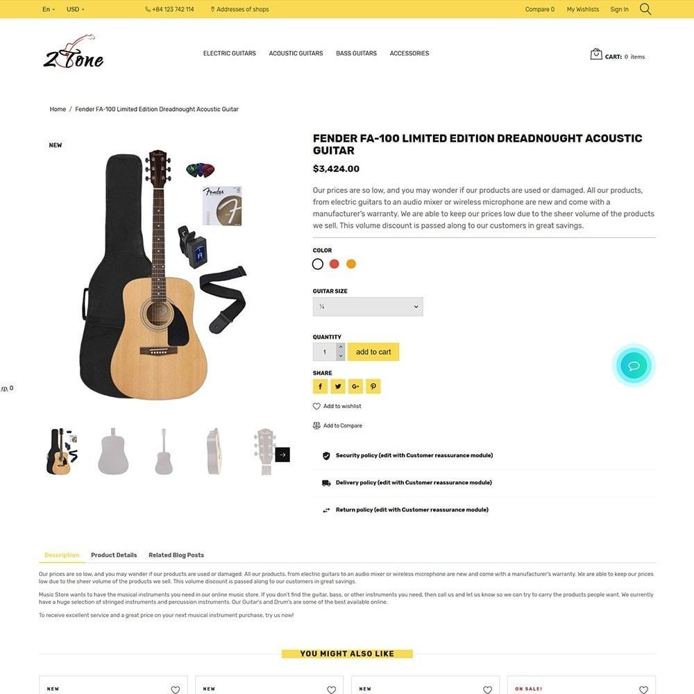 2Tone - Guitar Store