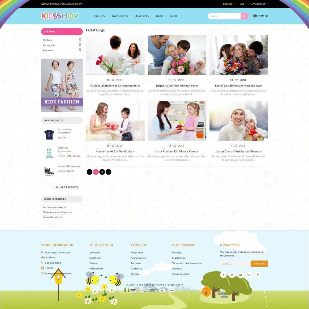 theme - Kids & Toys - Kids Shop - 9