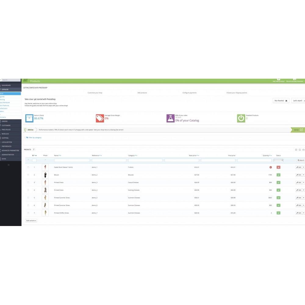 module - Gestione Scorte & Fornitori - Auto Product Status Manager - 4