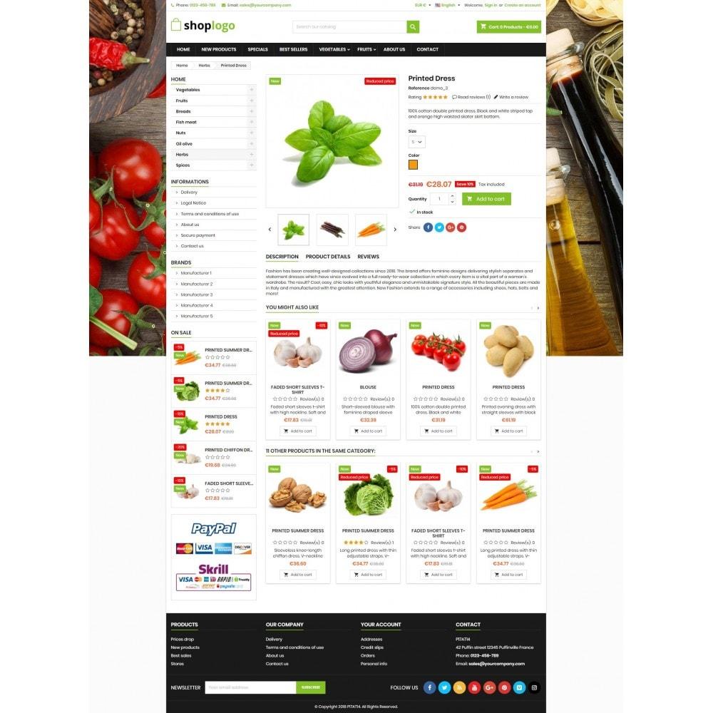 theme - Eten & Restaurant - P17AT14 Food store - 4