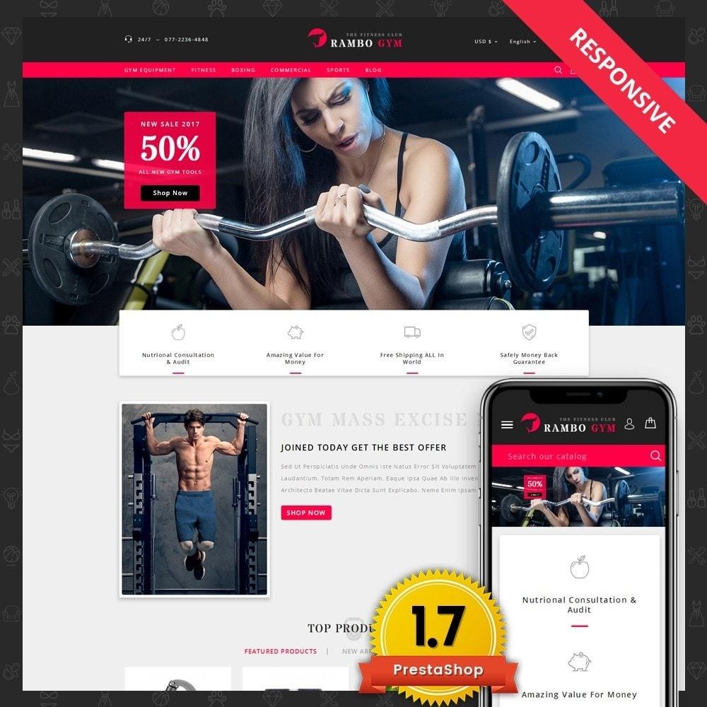 Rambo Fitness Store