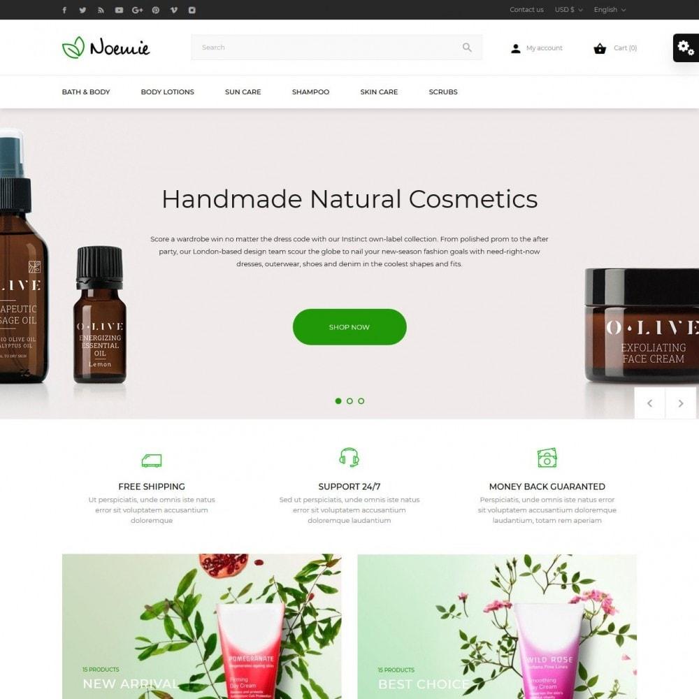 theme - Gezondheid & Schoonheid - Noemie Cosmetics - 2