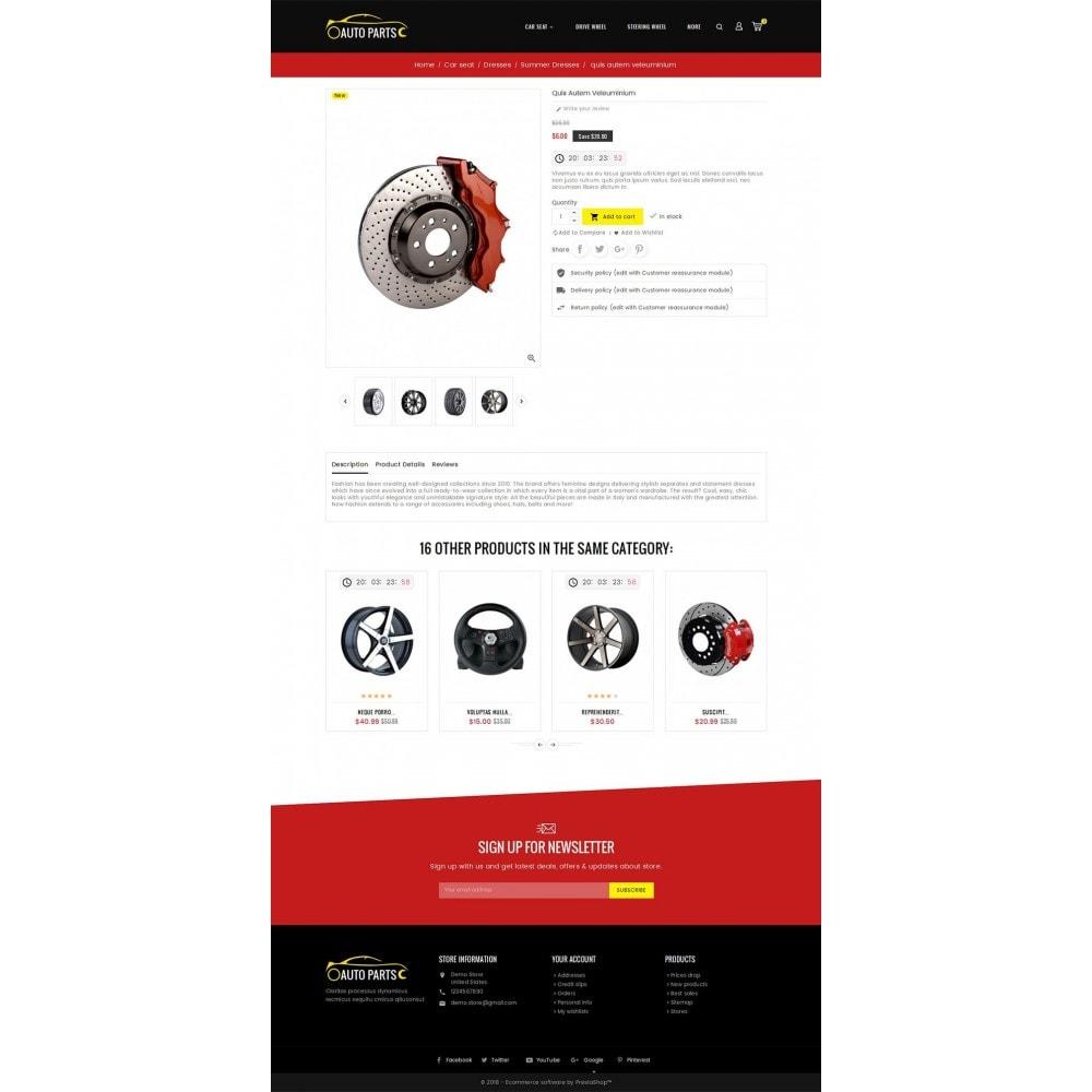 theme - Auto & Moto - Auto Garage - 5