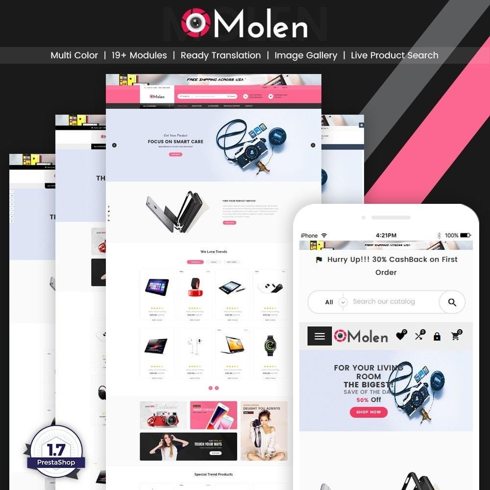 Molen – Electronic Super Store v2