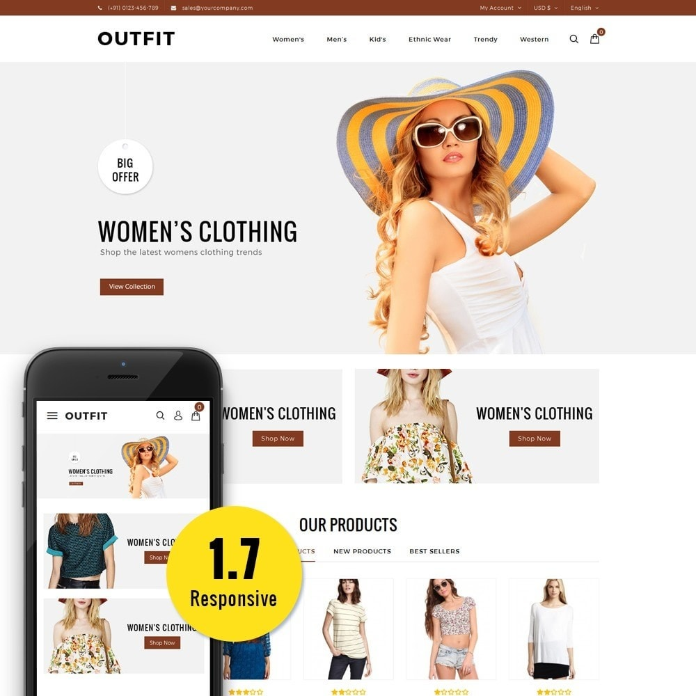 Outfit Fashion Store