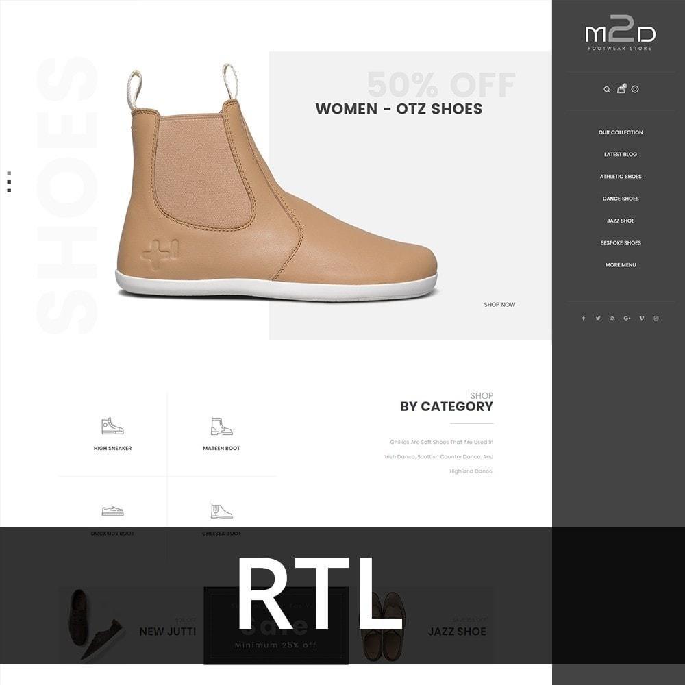 M2D Footwear