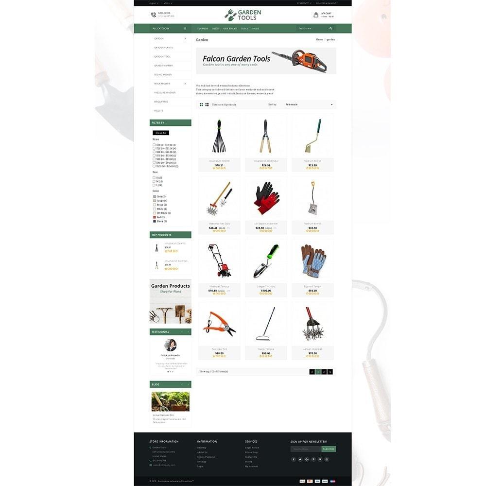Garden Tools Store