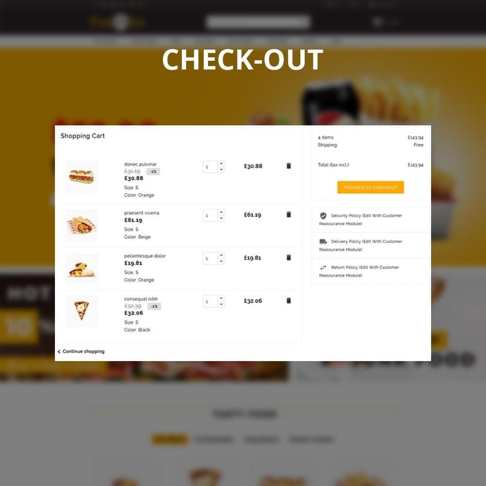theme - Alimentation & Restauration - Foodbits Restaurant - 11