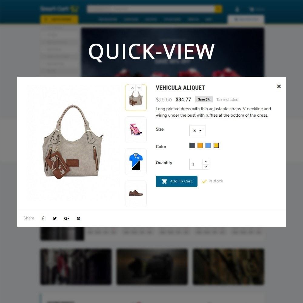 theme - Moda & Obuwie - Smartcart Mega Store - 12