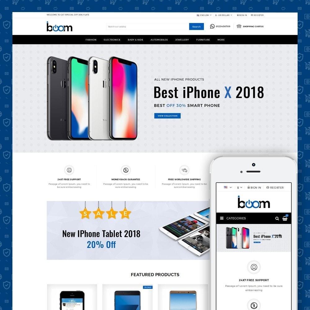 BOOM - Mobile Store