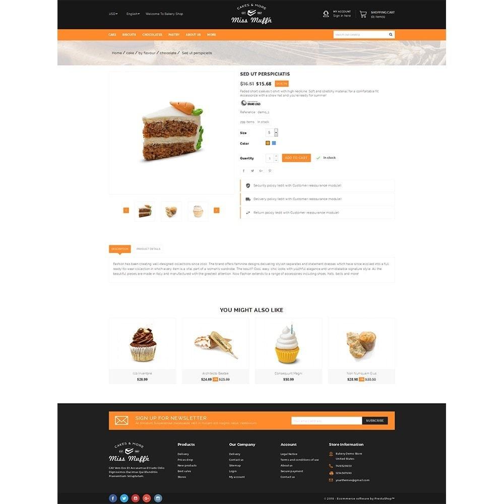 theme - Żywność & Restauracje - Bakery Store - 5
