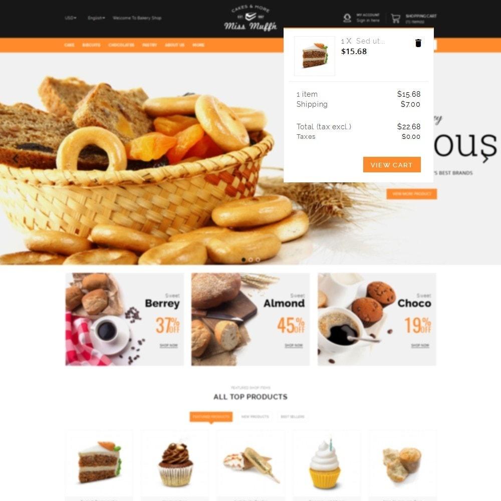theme - Żywność & Restauracje - Bakery Store - 8
