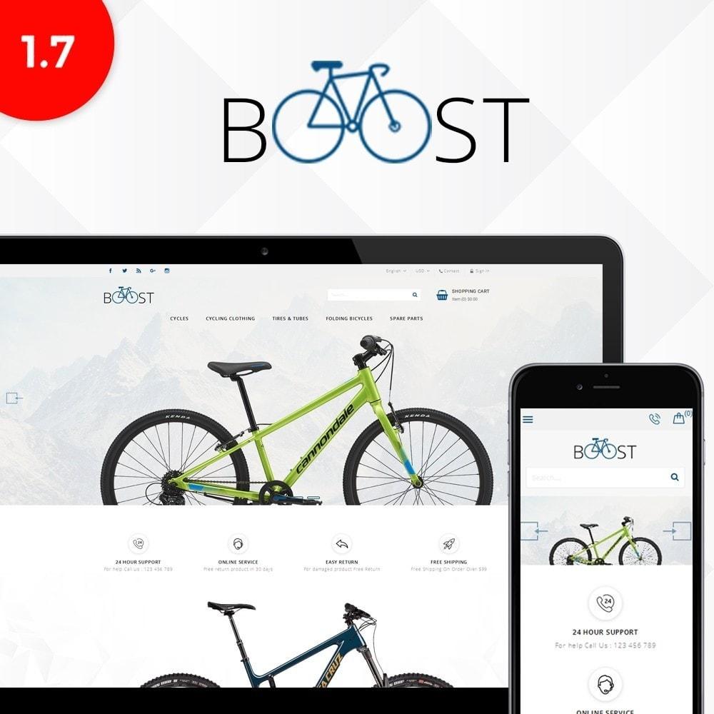theme - Deportes, Actividades y Viajes - Boost store - 1