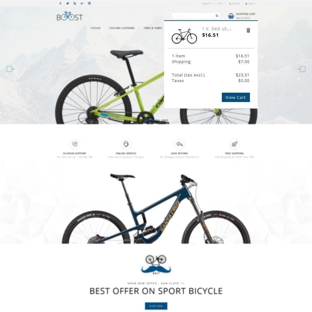 theme - Sport, Aktivitäten & Reise - Boost store - 8