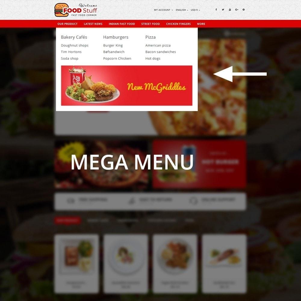 theme - Gastronomía y Restauración - Foodstuff Restaurant - 9