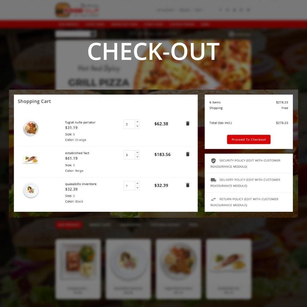 theme - Cibo & Ristorazione - Foodstuff Restaurant - 11