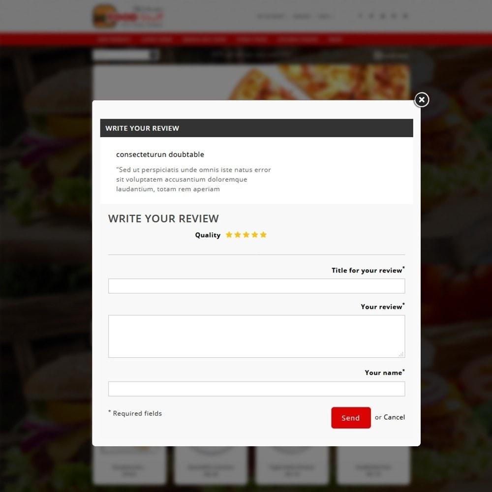 theme - Cibo & Ristorazione - Foodstuff Restaurant - 14