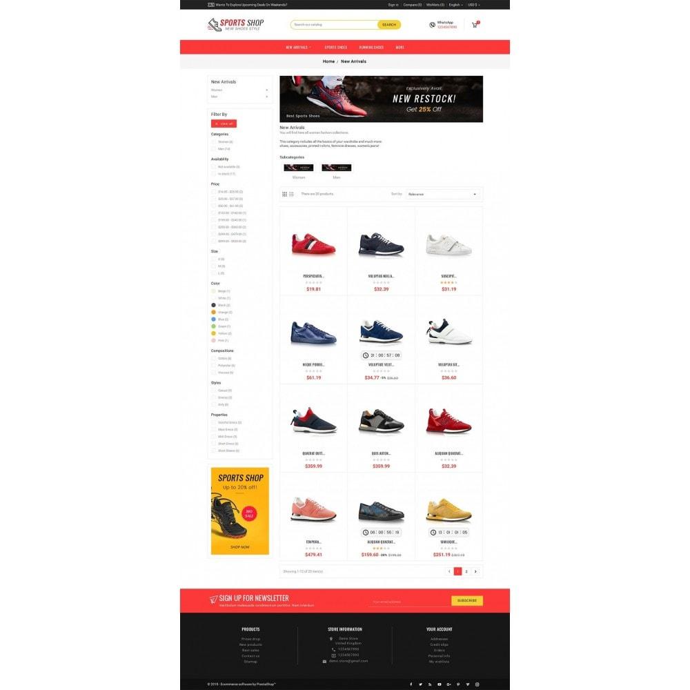 theme - Sport, Rozrywka & Podróże - Sport Shoes & Footwear - 3