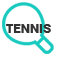 Magasin d'accessoires de tennis