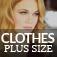 Clothes Plus Size - Apparel Template